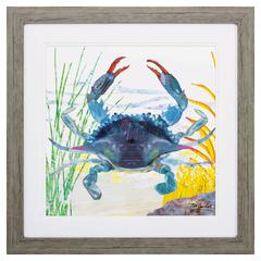 Sea Creature Crab Wall Art