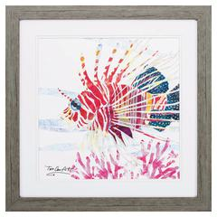 Sea Creature Fish Wall Art