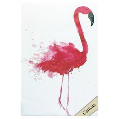 Flamingo Portrait I Wall Art