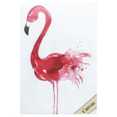 Flamingo Portrait Ii Wall Art