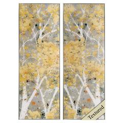 Nature Song Wall Art, Pack of 2
