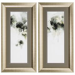 Misty Morning Wall Art, Pack of 2