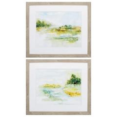 Highland Inlet Wall Art, Pack Of 2