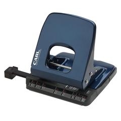 Alysis 30 sheet 2 hole paper punch: Blue