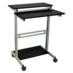 Stand Up Workstation - Black