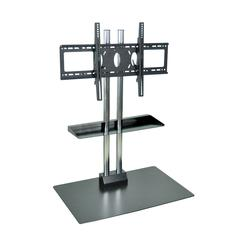 H Wilson Universal LCD/ Flat Panel Stand W/ Shelf