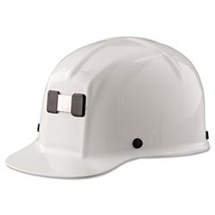 MSA Comfo-Cap Protective Headwear, White