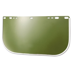 "JACKSON SAFETY HUNTSMAN 8154M F30 Acetate Face Shield, Clear, 8"" x 15.5"" x .040"""