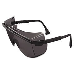 Astro OTG 3001 Safety Spectacles, Black Frame