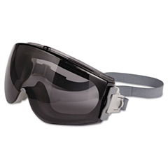 Uvex Stealth Safety Goggles, Gray/Gray