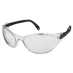 Bandido Safety Eyewear, Frameless, Clear Lens, Nylon/Polycarbonate