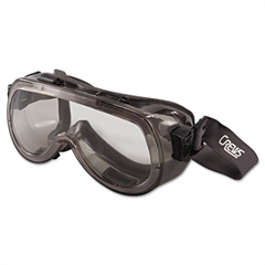 Verdict Goggles, Gray/Clear