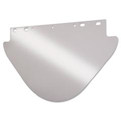 Anchor Brand Unbound Visor For FibreMetal Frames, Clear, 19w x 9 3/4h