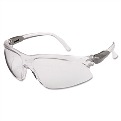 KIMBERLY-CLARK PROFESSIONAL V20 VISIO Safety Eyewear, Clear Lens, FogGard Plus