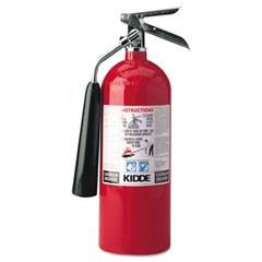 Kidde ProLine Pro 10 Carbon Dioxide Fire Extinguisher, 10lb, 10-B:C