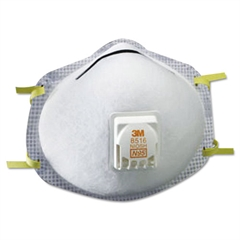 3M N95 Particulate Respirator, Nuisance Level Acid-Gas Relief