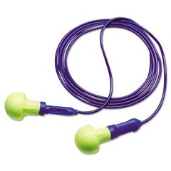 3M E-A-R Push-Ins Foam Earplugs, Corded