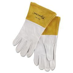 Anchor Brand 120TIG Welding Gloves, Capeskin, Large