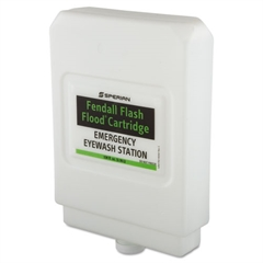 "Honeywell Eyesaline Refill Cartridge For Flash Flood, 12""x10""x13"", Eyewash Station, 1gal"