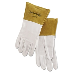 120TIG Welding Gloves, Capeskin, Medium