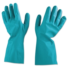 Memphis Unsupported Nitrile Gloves, Size 10