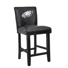 Philadelphia Eagles 24 inch Parsons Bar Stools, set of 2
