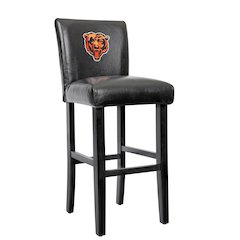 Chicago Bears 30 inch Parsons Bar Stools, set of 2