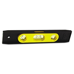 Stanley Tools Magnetic Torpedo Level, 9""