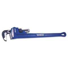 "IRWIN Cast Iron Pipe Wrench, 10"" Long"