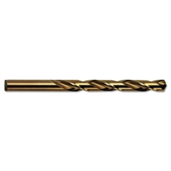 IRWIN Cobalt High-Speed Steel Drill Bit, 7/32""