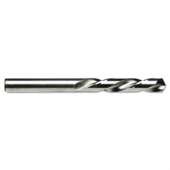 Left-Hand Mechanics Length Cobalt HSS Drill Bit, 1/4""
