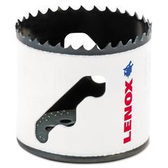 "LENOX Bi-Metal Hole Saw, 12L, 3/4"" (19mm), 4/6th Hole Saw"