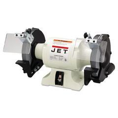 "JBG-8A Industrial Bench Grinder, 8"" Wheel, 1hp, 3450rpm"