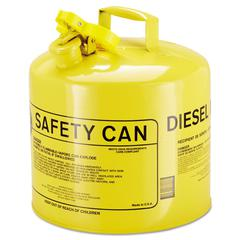 Eagle Type I Safety Can, 5gal, Yellow