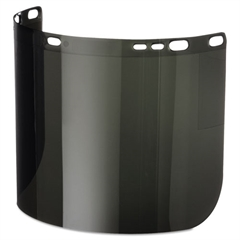 F50 Polycarbonate Special Face Shield, IR/UV 5.0