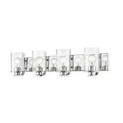 3 Light Pendant, Bronze Gold