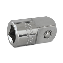 "Square Drive Adapter, 1/2"" Female x 3/4"" Male"
