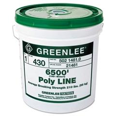 Poly Line, 6500 Feet