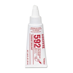 Loctite 592 PST Thread Sealant, Slow Cure, 50mL