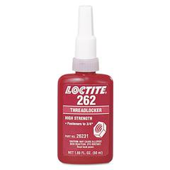 Loctite 262 Medium-High Strength Threadlocker