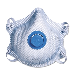 2500 Series N95 Particulate Respirator Plus, Nuisance AC