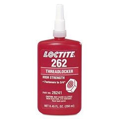 262 Medium-High Strength Threadlocker