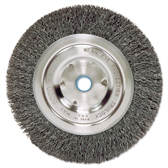 Bench Grinder Wheel, Medium, Face