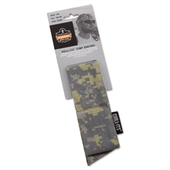 Chill-Its 6700/6705 Bandana/Headband, One Size, Camo