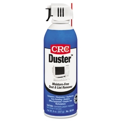 CRC Duster Moisture-Free Dust and Lint Remover, 16oz