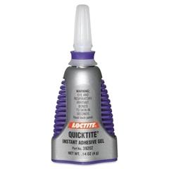 Quicktite Instant Adhesive Gel, .14oz