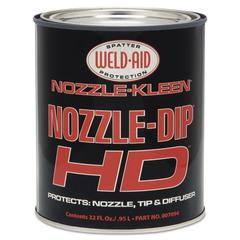 Nozzle Dip Gel Heavy-Duty Anti-Spatter, 32oz