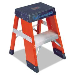 FY8000 Series Industrial Fiberglass Step Stand, 2ft