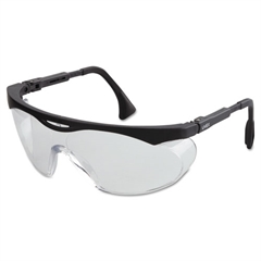 Uvex Skyper Black Safety Spectacle