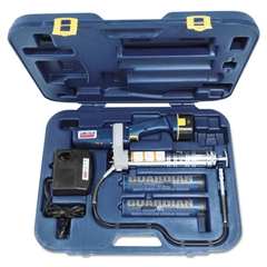 PowerLuber Grease Gun, with Case and Battery
